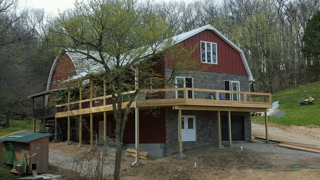 AFTER Barn House Addition